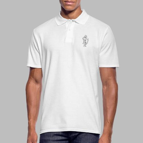 Big man - Männer Poloshirt