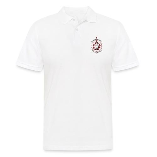 Logo frei PUR mitWa trans - Männer Poloshirt