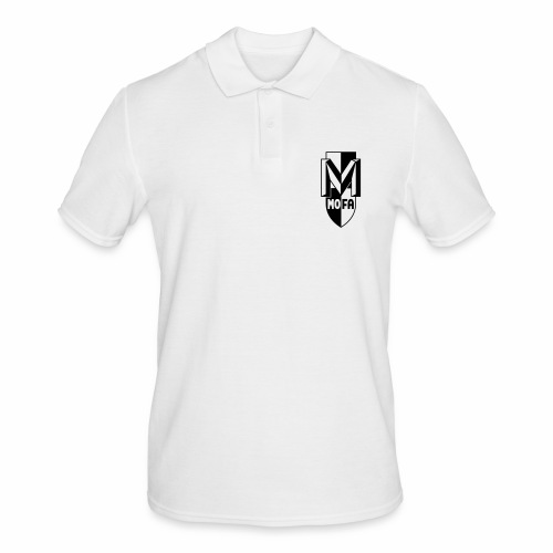 Moped Logo Parody (v1) - Men's Polo Shirt