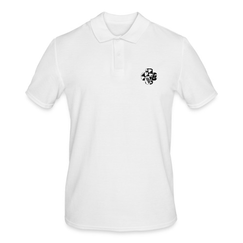 EuroPython 2020 - Black Snakes - Men's Polo Shirt