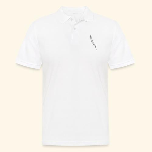 Muster_18 - Männer Poloshirt