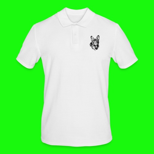 Small_Dog-_-_Bryst_- - Herre poloshirt