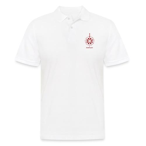 T shirt front S - Männer Poloshirt
