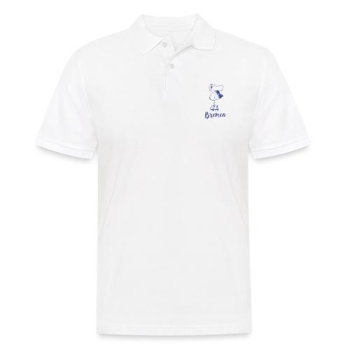 Bremer Möwe - Männer Poloshirt