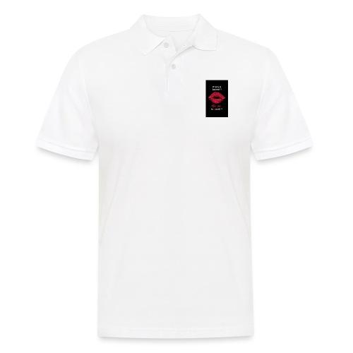 68699248-kisses-wallpapers - Men's Polo Shirt