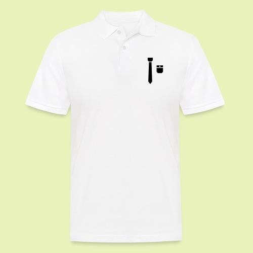 Tie and pocket ( smoking, tuxedo ) - Mannen poloshirt