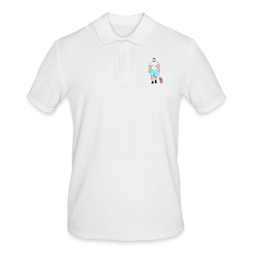 It's a poodle's job! - Men's Polo Shirt