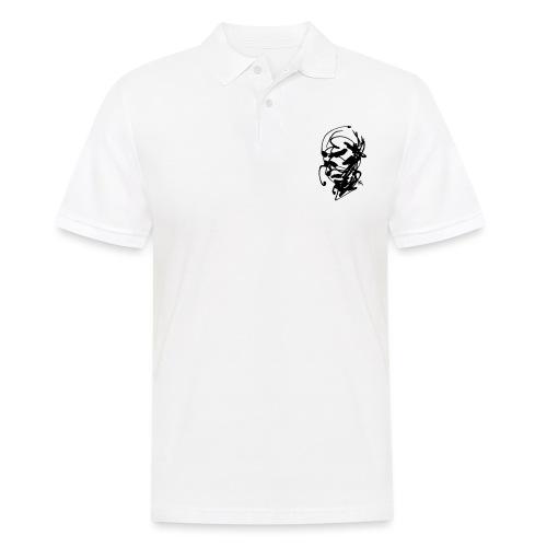 face - Men's Polo Shirt