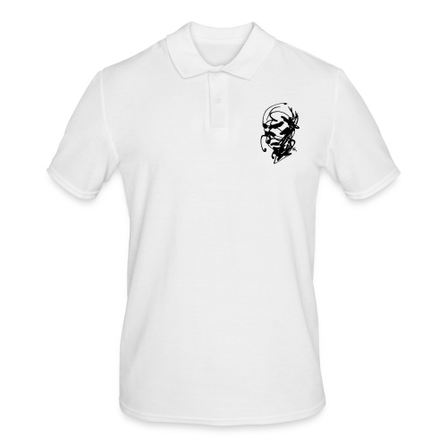 face - Men's Polo Shirt
