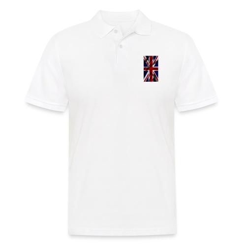 English flag - Men's Polo Shirt