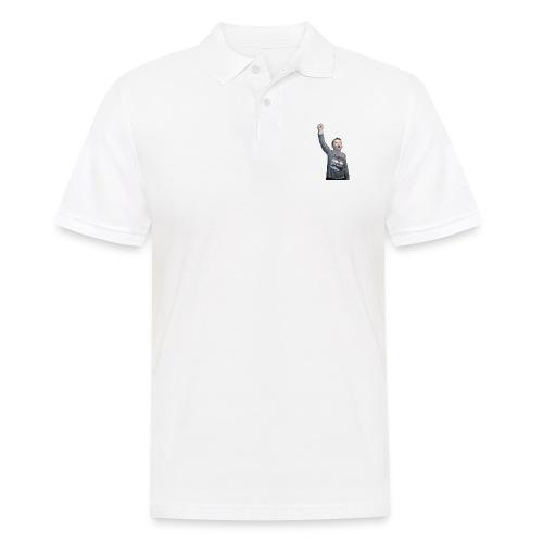 Kenti drar til verdensrommet - Poloskjorte for menn