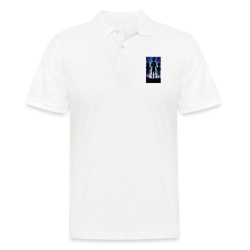 Alien 👽 - Männer Poloshirt