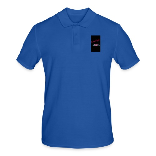 goodnight Angel Snapchat - Men's Polo Shirt