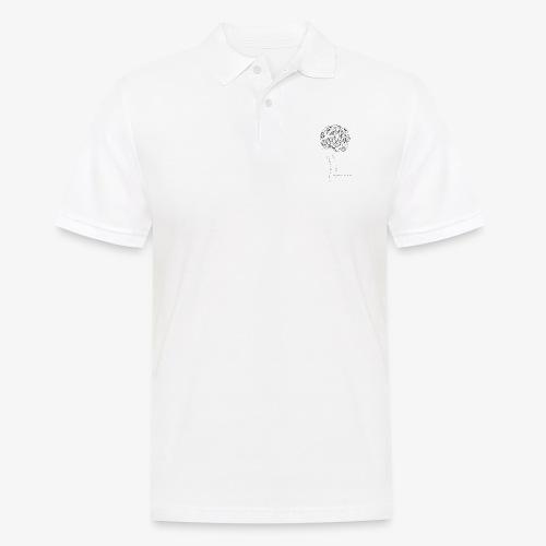 grafica t shirt nuova - Polo da uomo