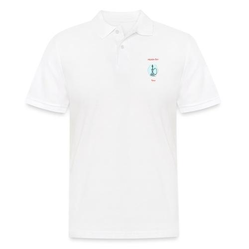 Shisha Bar Time - Men's Polo Shirt