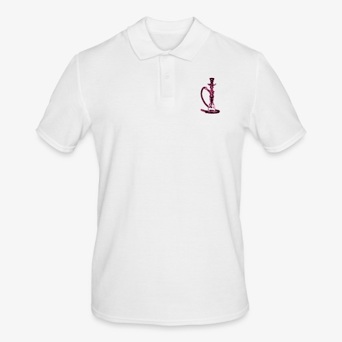 shisha version 2 - Men's Polo Shirt