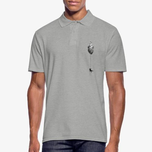 From the heart - From the heart - Men's Polo Shirt