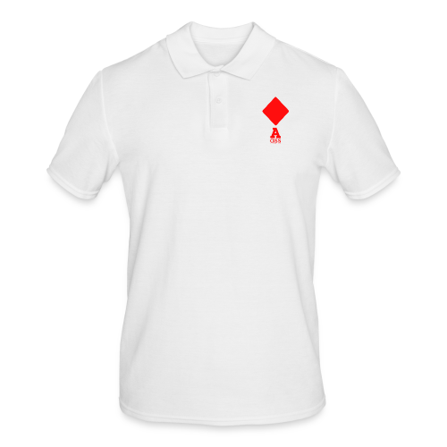 KARO ASS - Männer Poloshirt