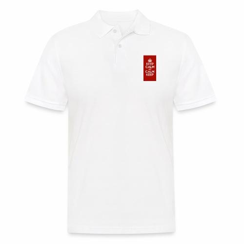 Keep Calm Original Shirt - Men's Polo Shirt
