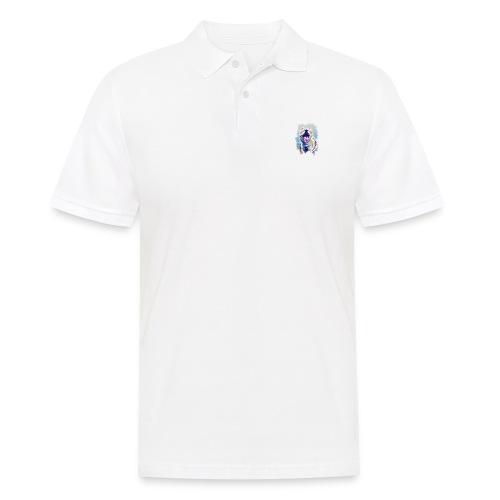 Zufrieden - Männer Poloshirt