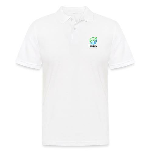 3MBO Logo - Männer Poloshirt