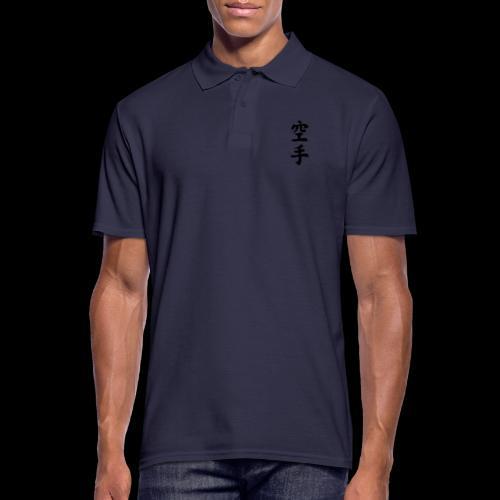 karate - Koszulka polo męska