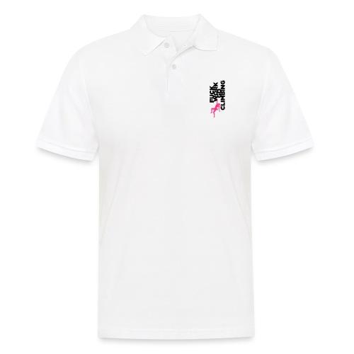 Go Climbing girl! - Men's Polo Shirt