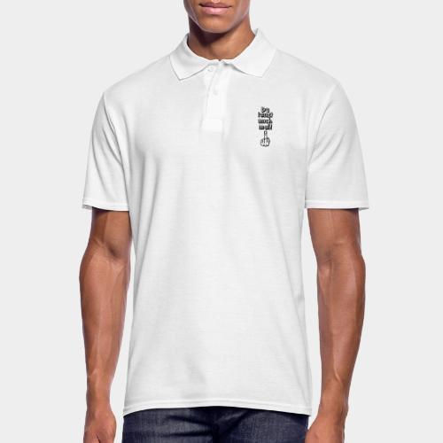 Tanz ab! - Männer Poloshirt