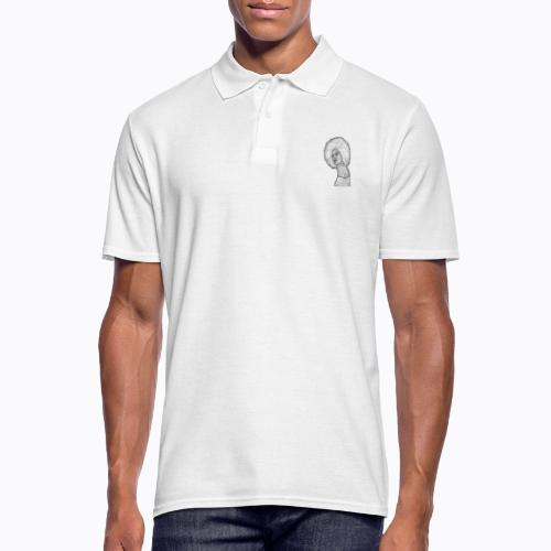 african afro - Men's Polo Shirt