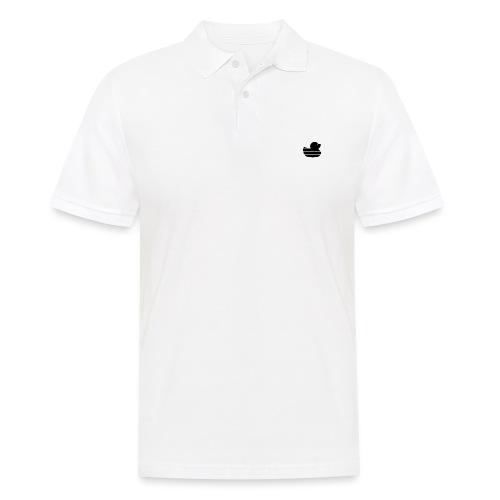 DUCKLING black - Männer Poloshirt
