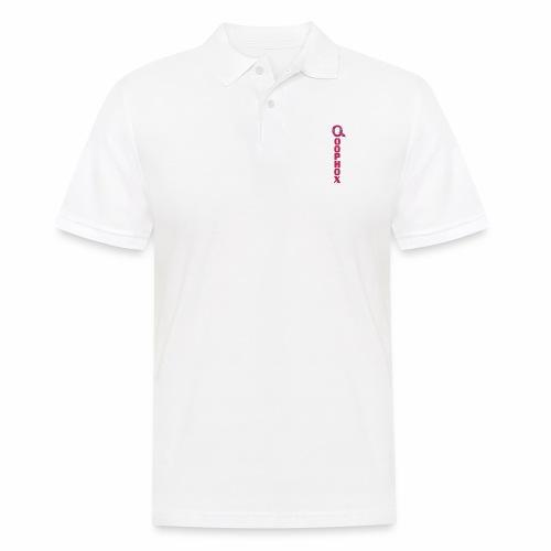 Qoophox Vertical Mark - Men's Polo Shirt