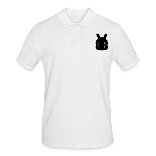 Bullet Proof Design - Men's Polo Shirt