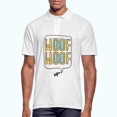 Woof Woof - Men's Polo Shirt