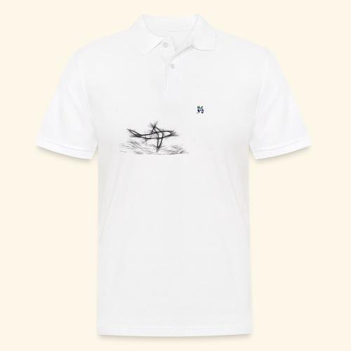 shark 03 21 - Men's Polo Shirt