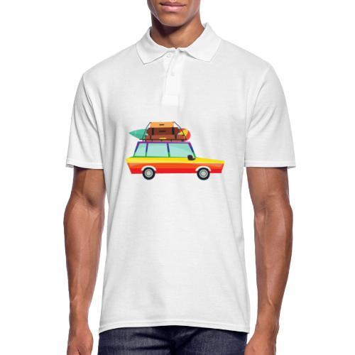 Gay Van | LGBT | Pride - Männer Poloshirt