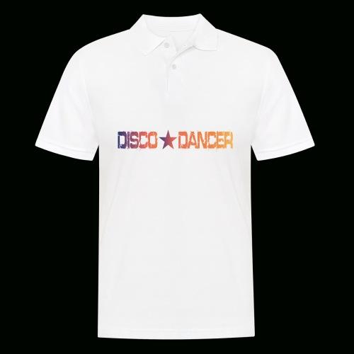 DISCO DANCER 2 - Männer Poloshirt