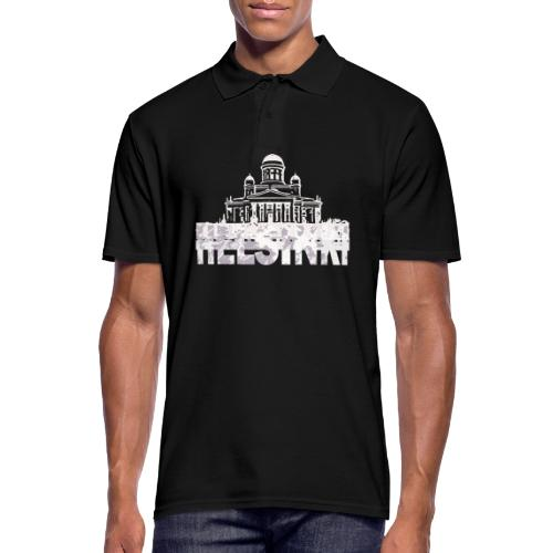 Helsinki Cathedral - Men's Polo Shirt