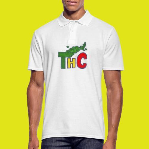 THC logo one - Polo da uomo
