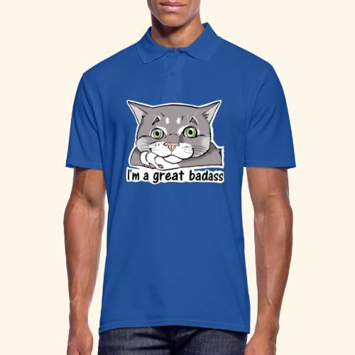 Nice Dogs CATS - Polo da uomo