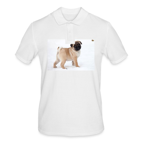 walker family pug merch - Men's Polo Shirt