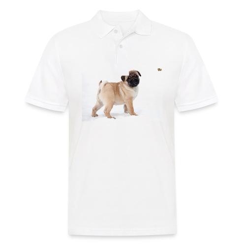 walker family pug merch - Men's Polo Shirt