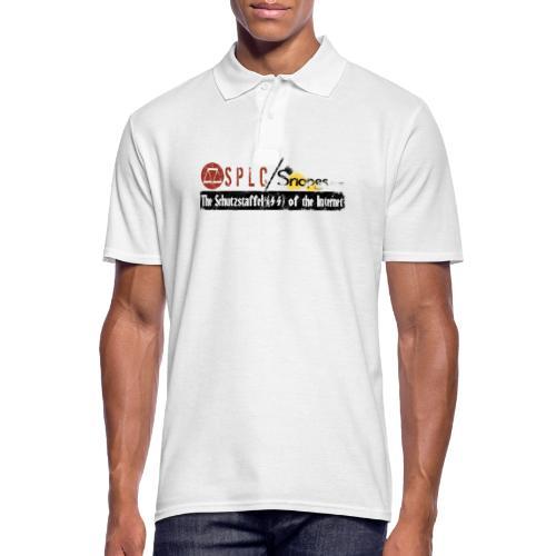 SPLC and SNOPES Schutzstaffel OF THE INTERNET - Men's Polo Shirt