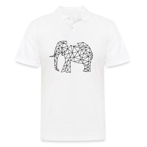 Elephant - Männer Poloshirt