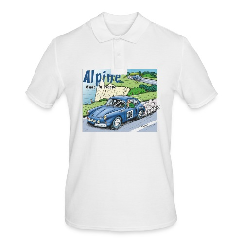 Polete en Alpine 106 - Polo Homme