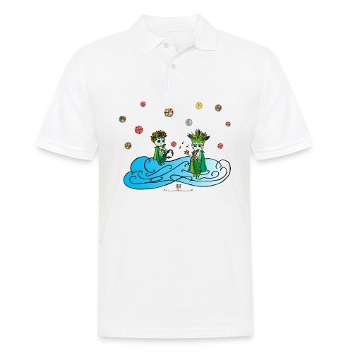 Popstar - Männer Poloshirt