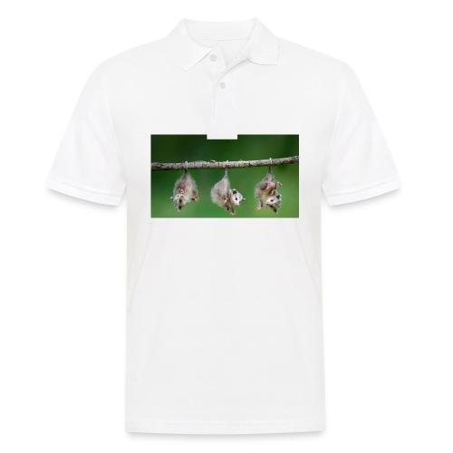 Opossums - Männer Poloshirt