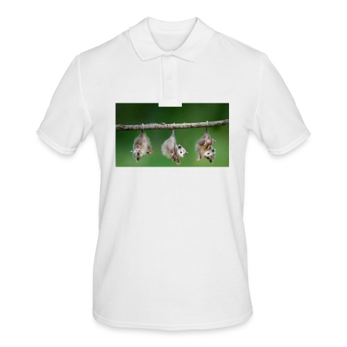 opossums - Men's Polo Shirt