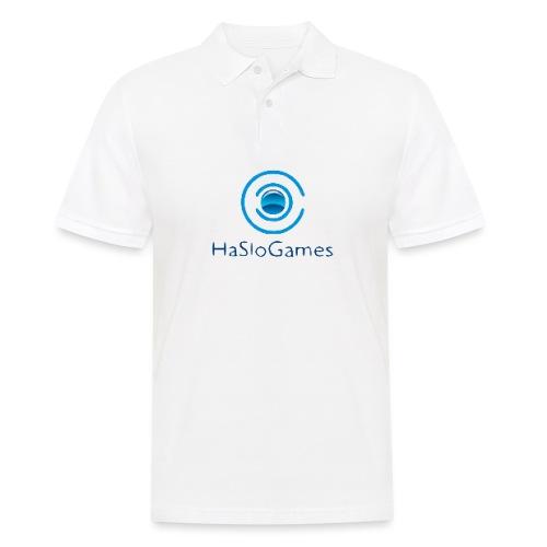 HasloGames Producten officieel logo - Mannen poloshirt
