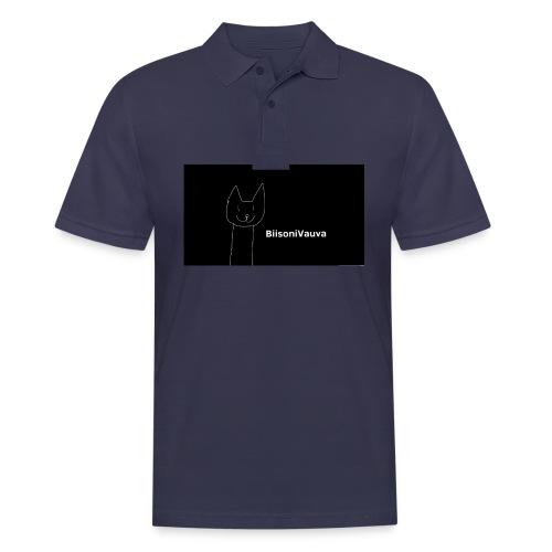 biisonivauva - Miesten pikeepaita