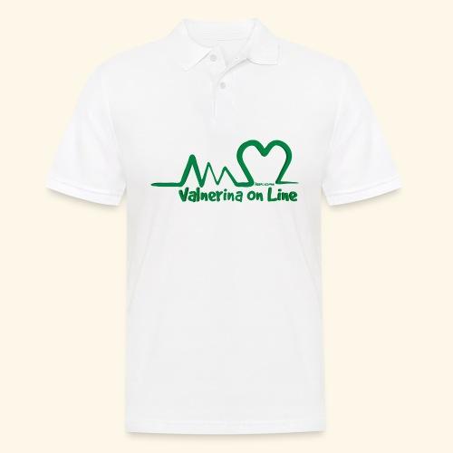 logo verde Associazione Valnerina On line - Polo da uomo